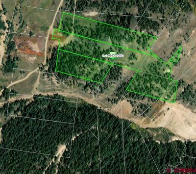 Silverton Residential Lots & Land For Sale: 53 Eureka Mining Dist