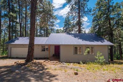 La Plata County Single Family Home For Sale: 501 Pine Tree Drive