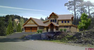 Durango Residential Lots & Land For Sale: 71 Cliffs Edge Drive (Lot #20)