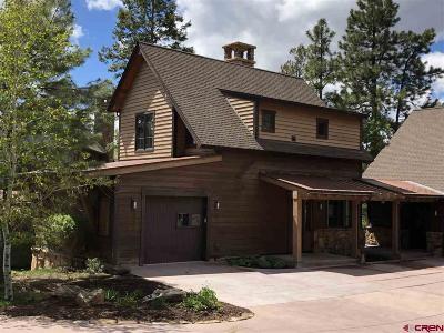 Durango Condo/Townhouse UC/Contingent/Call LB: 590 Glacier Club Drive #9
