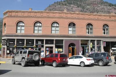 Ouray Condo/Townhouse For Sale: 708 Main Street #5