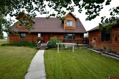 Gunnison Single Family Home UC/Contingent/Call LB: 40 Sandpiper Trail