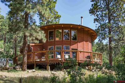 La Plata County Single Family Home UC/Contingent/Call LB: 521 Hillside Drive
