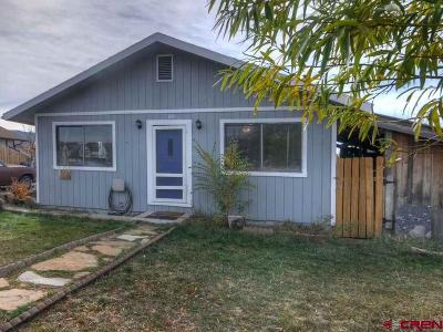 Mancos Single Family Home UC/Contingent/Call LB: 661 Railroad Ave