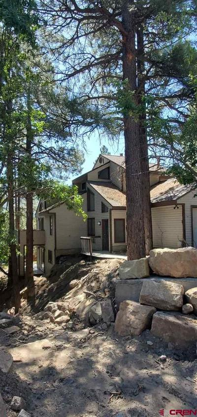 La Plata County Condo/Townhouse For Sale: 318 Whispering Pines Drive