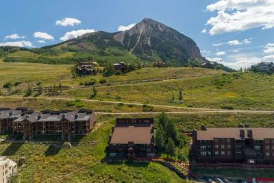 Mt. Crested Butte Condo/Townhouse UC/Contingent/Call LB: 60 Hunter Hill Road #A-302