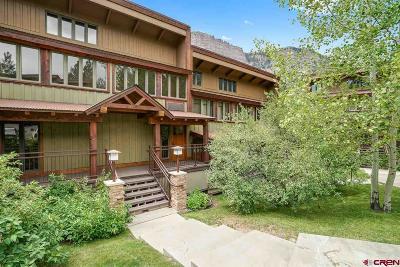 Durango Condo/Townhouse UC/Contingent/Call LB: 961 N Tamarron Drive #586
