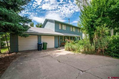 Durango Multi Family Home UC/Contingent/Call LB: 915 E 6th Avenue