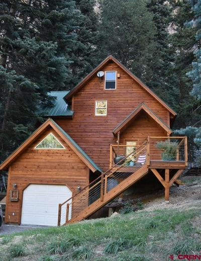 Ouray Single Family Home UC/Contingent/Call LB: 1901 Elkhorn
