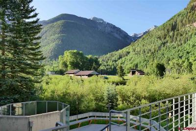 Telluride Condo/Townhouse For Sale: 200 S Willow Street #24