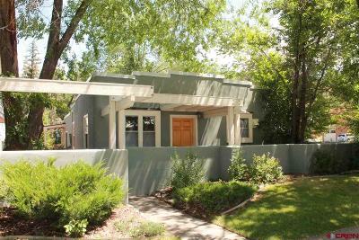 Durango Condo/Townhouse For Sale: 765 E College Drive #9 &