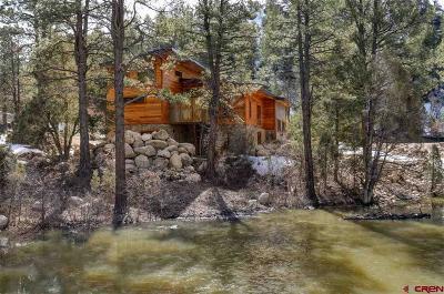 Durango Single Family Home For Sale: 27 Manitou Lane