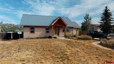 Mancos Single Family Home UC/Contingent/Call LB: 863 W 2nd Avenue