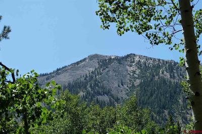 Crested Butte Residential Lots & Land For Sale: Hidden Mine Ranch Road