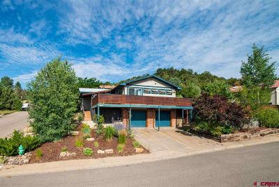 Durango Single Family Home For Sale: 105 Conejo