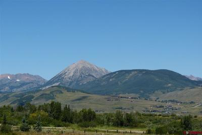 Crested Butte Residential Lots & Land For Sale: Hidden Mine Way