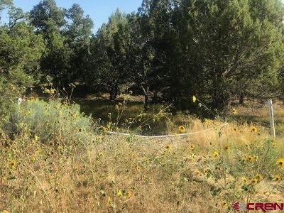 Mancos Residential Lots & Land For Sale: 35790 Road J.8