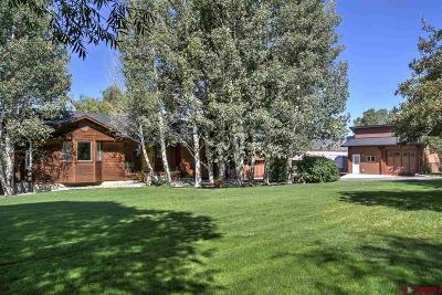 Durango Single Family Home For Sale: 385 Rainbow Road
