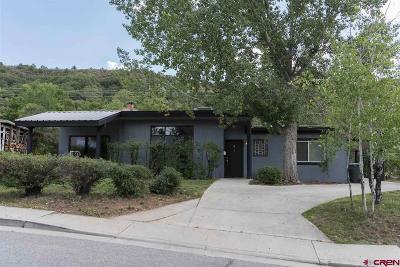 Durango Single Family Home For Sale: 8 La Plata Place