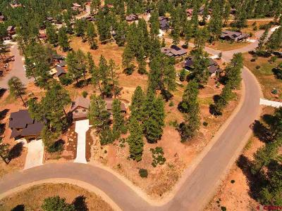 Durango Residential Lots & Land For Sale: 200 Engine Creek Trail