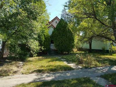 Delta County Single Family Home UC/Contingent/Call LB: 452 Grand Avenue