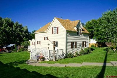 Paonia Single Family Home For Sale: 125 Colorado Avenue