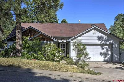 Durango Single Family Home For Sale: 58 Westridge Road