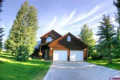 Crested Butte Single Family Home UC/Contingent/Call LB: 578 Shavano Street