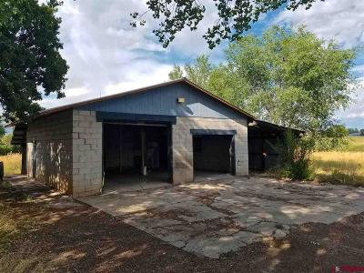Durango Residential Lots & Land UC/Contingent/Call LB: 478 Hwy 172