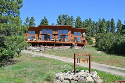 Pagosa Springs Single Family Home UC/Contingent/Call LB: 565 Stevens Circle
