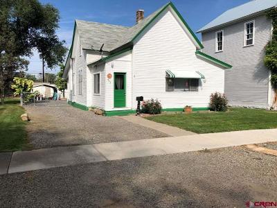 Delta Single Family Home For Sale: 435 Dodge Street
