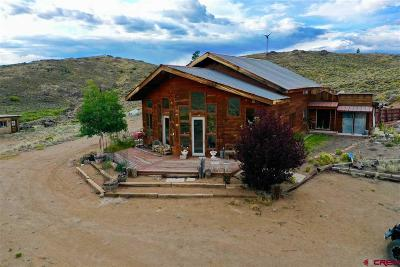 Gunnison Single Family Home For Sale: 43620 Deer Play Run