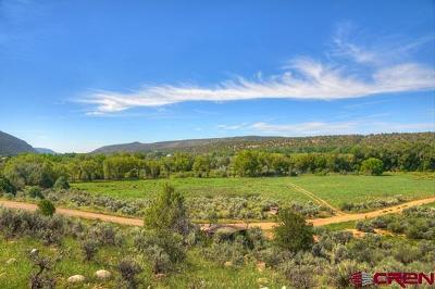Durango Residential Lots & Land UC/Contingent/Call LB: S Hwy 550