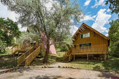 Durango Single Family Home For Sale: 1880 Florida Road