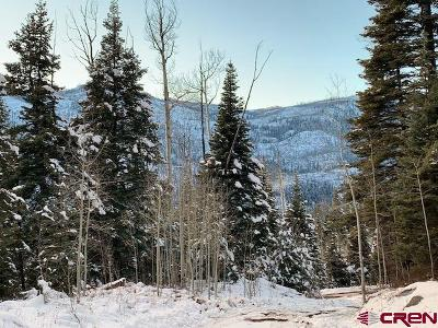Durango Residential Lots & Land For Sale: 11 Grizzly Lane
