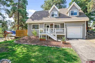 Durango Single Family Home UC/Contingent/Call LB: 77 Choke Cherry Circle