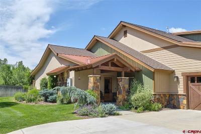 Durango Condo/Townhouse For Sale: 132 Trimble Crossing Drive #3
