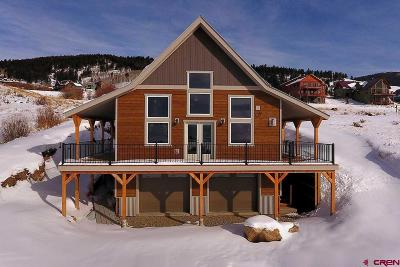 Crested Butte Single Family Home For Sale: 319 Zeligman Street