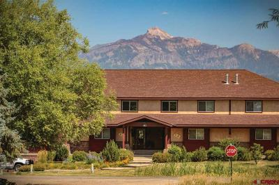 Pagosa Springs Condo/Townhouse For Sale: 61 Lakeside Drive #C-3