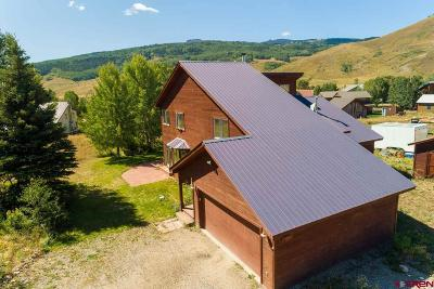 Crested Butte South Single Family Home For Sale: 683 Shavano Street