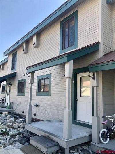 Condo/Townhouse For Sale: 148 Elcho Avenue #13