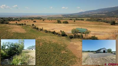 Cedaredge Residential Lots & Land For Sale: 22690 Sweet Clover Road