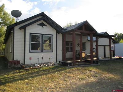 Gunnison Single Family Home For Sale: 10 Amigo Way