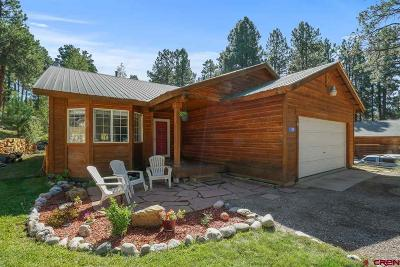La Plata County Single Family Home For Sale: 779 Forest Lakes Drive
