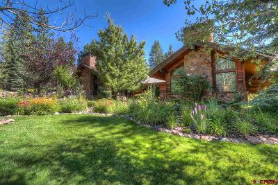 Durango Single Family Home For Sale: 43 Peregrine Drive