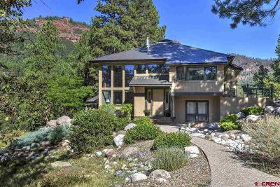 Durango Single Family Home For Sale: 406 Starwood Trail