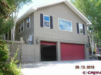 Durango Single Family Home For Sale: 154 Rockridge Drive