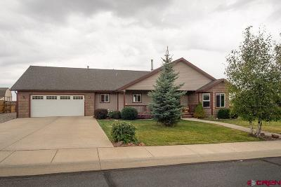 La Plata County Single Family Home For Sale: 754 Daylily Drive