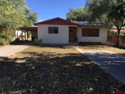 Montrose Single Family Home For Sale: 1216 S 5th Street