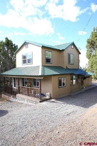 Cedaredge Single Family Home For Sale: 20915 Upland Road